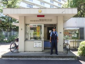 葛西警察署 清新町交番 警視庁