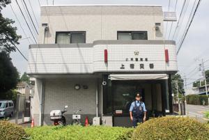 小平警察署 上宿交番 警視庁