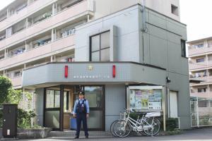東京湾岸警察署 辰巳交番 警視庁