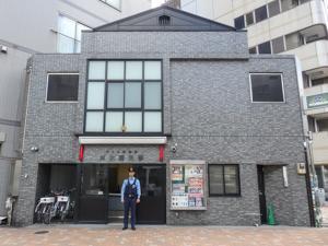 代々木警察署 清水橋交番 警視庁